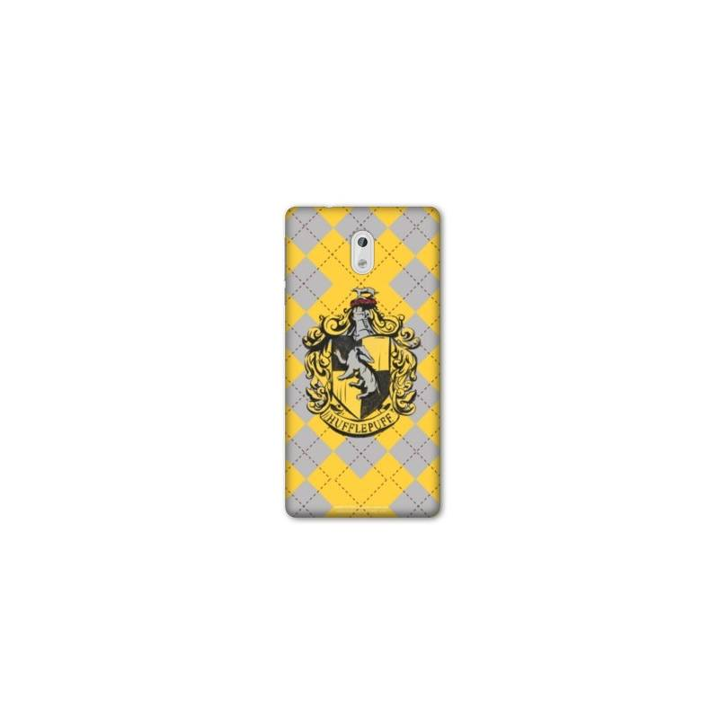Coque pour Nokia 2.3 WB License harry potter ecole Hufflepuff