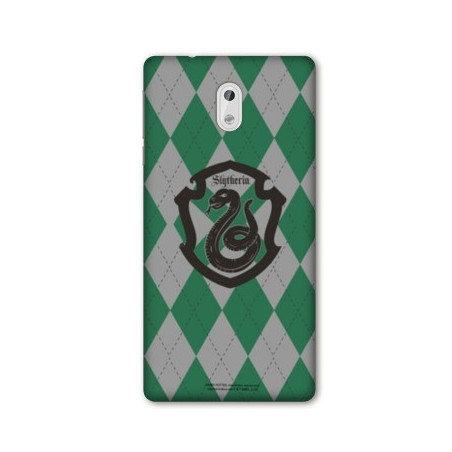 Coque pour Nokia 2.3 WB License harry potter ecole Slytherin