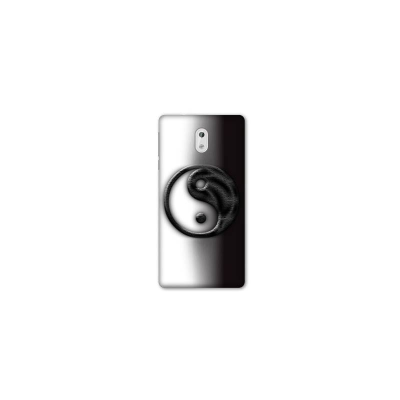 Coque pour Nokia 2.3 Yin Yang 3d