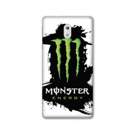 Coque pour Nokia 2.3 Monster Energy tache
