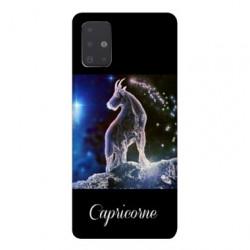 Coque pour Samsung Galaxy Note 10 Lite signe zodiaque 2 Capricorne