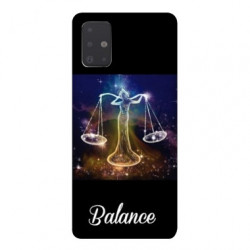 Coque pour Samsung Galaxy Note 10 Lite signe zodiaque 2 Balance
