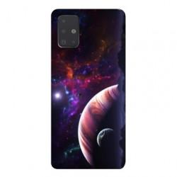 Coque pour Samsung Galaxy Note 10 Lite Planete rouge