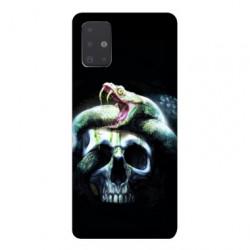 Coque pour Samsung Galaxy Note 10 Lite serpent crane