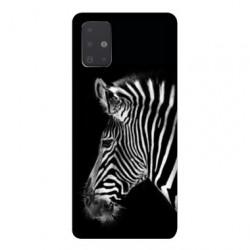 Coque pour Samsung Galaxy Note 10 Lite savane Zebra