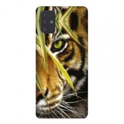 Coque pour Samsung Galaxy Note 10 Lite œil tigre