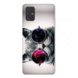 Coque pour Samsung Galaxy Note 10 Lite Chat Fashion