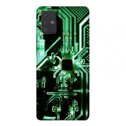 Coque pour Samsung Galaxy Note 10 Lite Trompe œil composant