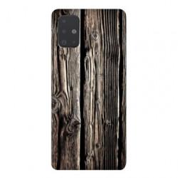 Coque pour Samsung Galaxy Note 10 Lite Texture bois