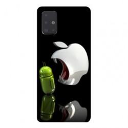 Coque pour Samsung Galaxy Note 10 Lite Pomme dent