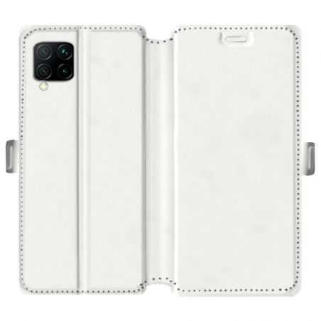 RV Housse cuir portefeuille pour Huawei P40 Lite personnalisée recto / verso