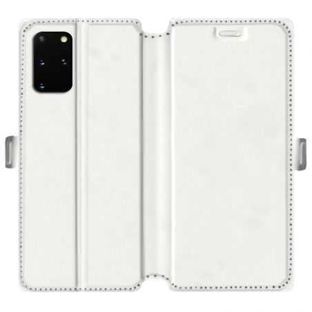 RV Housse cuir portefeuille pour Samsung Galaxy S20 Plus personnalisée recto / verso