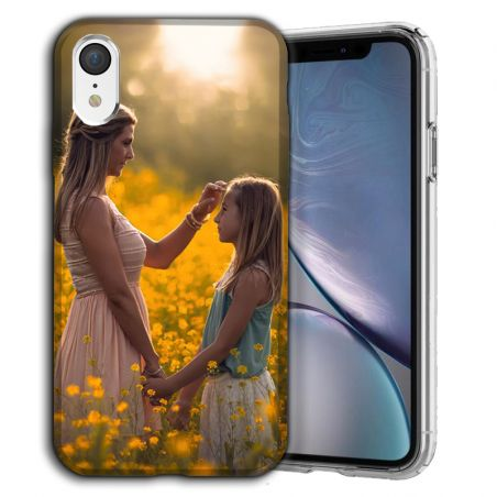 Coque iPhone XR personnalisee