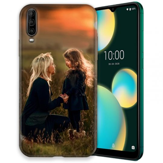 Coque Wiko View 4 Lite personnalisee