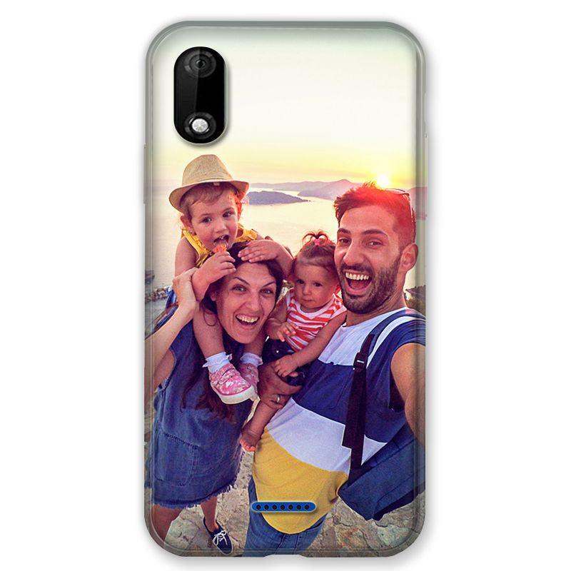 Coque Wiko Y60 personnalisee