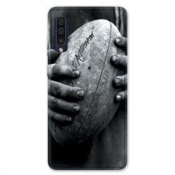 Coque pour Samsung Galaxy A50 Rugby
