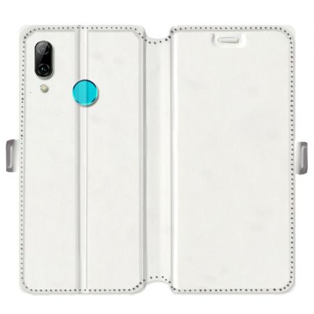 Housse cuir portefeuille Huawei Honor 10 Lite / P Smart (2019) personnalisee