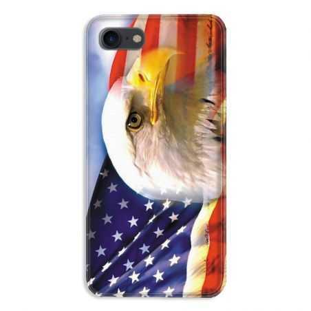 Coque pour iphone 7  / 8 / SE (2020) Amerique
