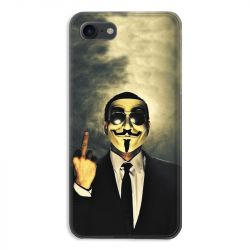 Coque pour iphone 7  / 8 / SE (2020) Anonymous