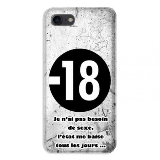 Coque Pour Iphone 7 / 8 / SE (2020) Humour