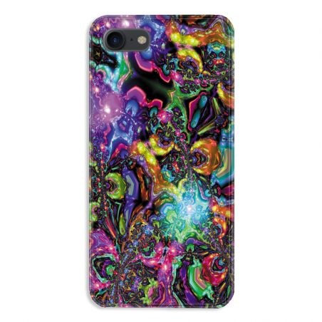 Coque pour iphone 7  / 8 / SE (2020) Psychedelic