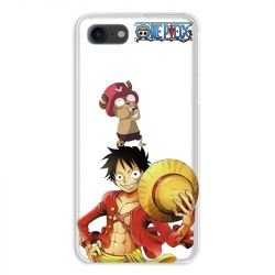 Coque pour iphone 7  / 8 / SE (2020) Manga One Piece Chopper