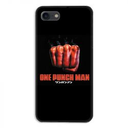 Coque pour iphone 7  / 8 / SE (2020) Manga One Punch Man poing