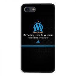 Coque pour iphone 7  / 8 / SE (2020) Olympique Marseille OM Fier etre Marseillais