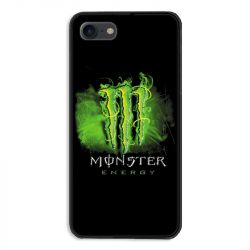 Coque pour iphone 7  / 8 / SE (2020) Monster Energy Vert