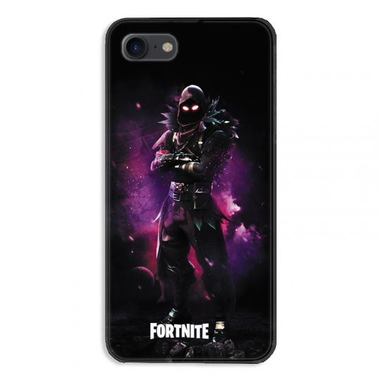 Coque Pour Iphone 7 / 8 / SE (2020) Fortnite Raven