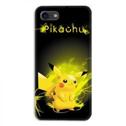 Coque pour iphone 7  / 8 / SE (2020) Pokemon Pikachu eclair