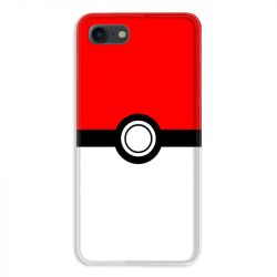 Coque pour iphone 7  / 8 / SE (2020) Pokemon Pokeball