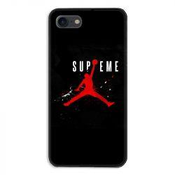 Coque pour iphone 7  / 8 / SE (2020) Jordan Supreme Noir