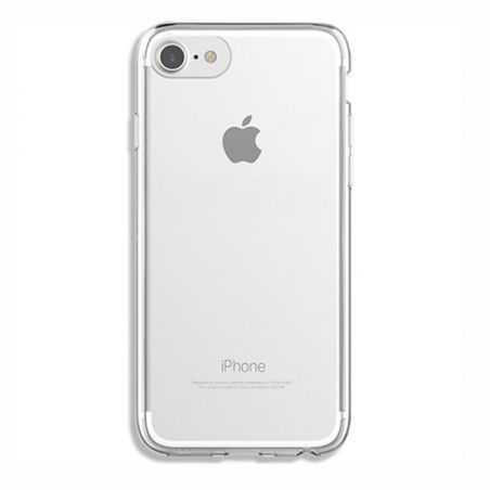 Coque transparente iPhone 6 / 6S personnalisee