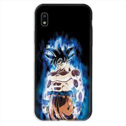 Coque pour Samsung Galaxy A10 Manga Dragon Ball Sangoku Noir