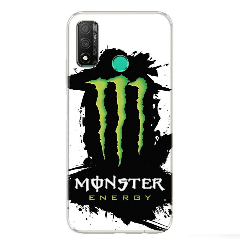 Coque pour Huawei P Smart (2020) Monster Energy tache