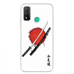 Coque pour Huawei P Smart (2020) Japon épée