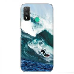Coque pour Huawei P Smart (2020) Surf vague