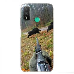 Coque pour Huawei P Smart (2020) chasse Vision Tir