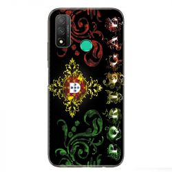 Coque pour Huawei P Smart (2020) Portugal Arabesque
