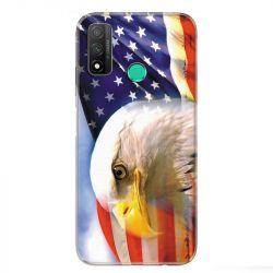 Coque pour Huawei P Smart (2020) Amerique USA Aigle
