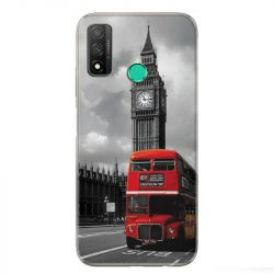 Coque pour Huawei P Smart (2020) Angleterre London Bus