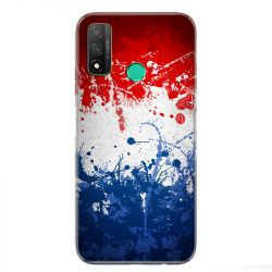 Coque pour Huawei P Smart (2020) France Eclaboussure