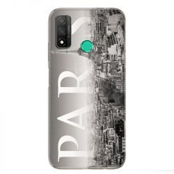 Coque pour Huawei P Smart (2020) France Paris Vintage