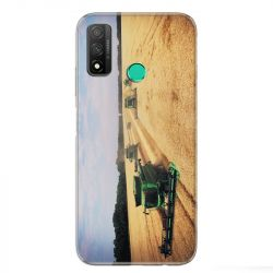 Coque pour Huawei P Smart (2020) Agriculture Moissonneuse