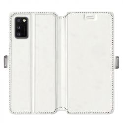 Housse cuirportefeuille Samsung Galaxy A41 personnalisee recto / verso
