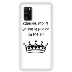 Coque pour Samsung Galaxy A41 Humour Moi chiante