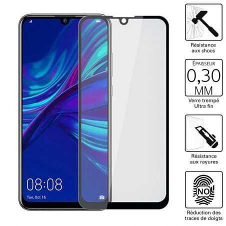 Vitre protection / Verre trempé 3D pour Huawei P smart (2020)