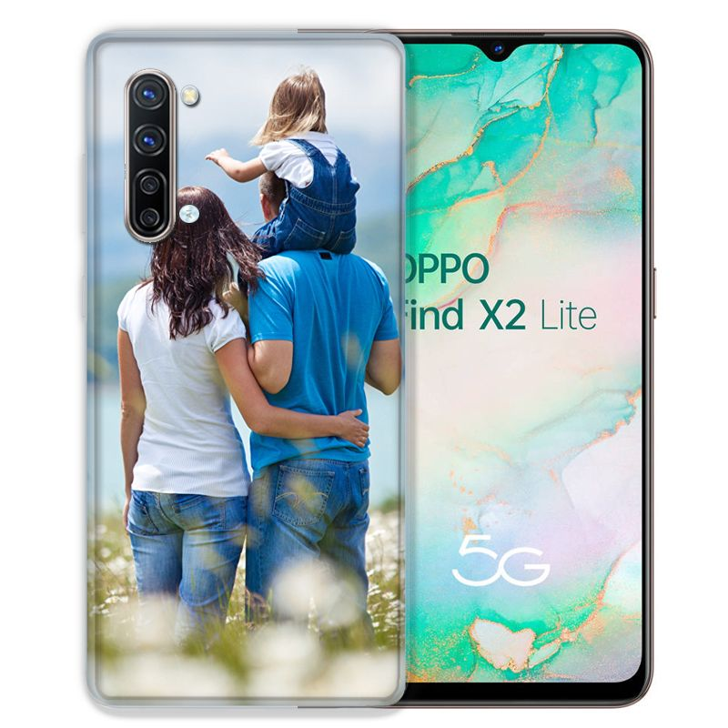 Coque pour Oppo Find X2 Lite personnalisee