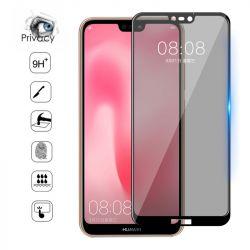 Verre trempé / Vitre de protection privée anti espion pour Huawei P40